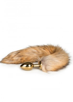 coda anale volpe fox tail n2