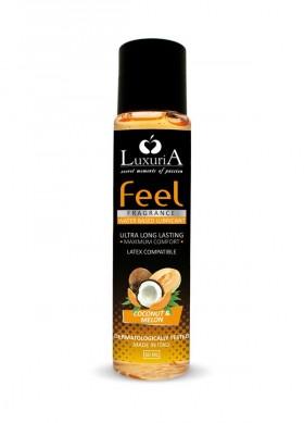 LUBRIFICANTE AROMATIZZATO COCCO E MELONE FEEL 60 ml