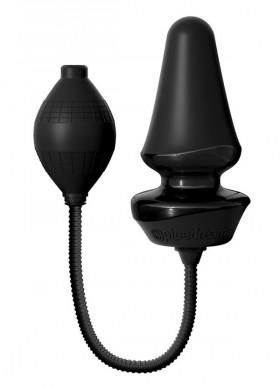 plug anale gonfiabile silicone elite anal fantasy