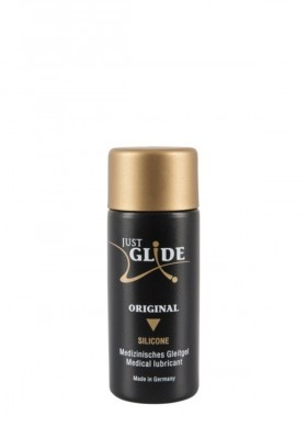 lubrificante silicone just glide 30 ml