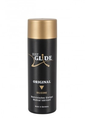 lubrificante silicone just glide 100 ml