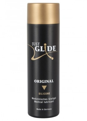 lubrificante silicone just glide 200 ml